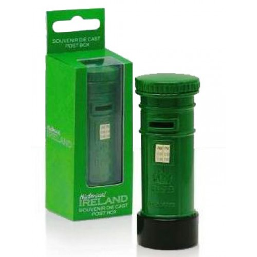 Ireland Traditional Diecast An Post Box