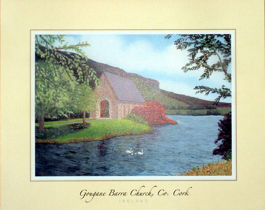 Barra Church, County Cork