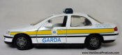 Irish Garda Car