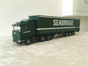 Seabridge Scania Lowline R420 6 x 2 + 3 Axel Trailer