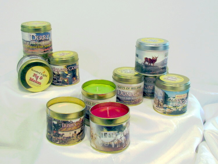 Irish Candles