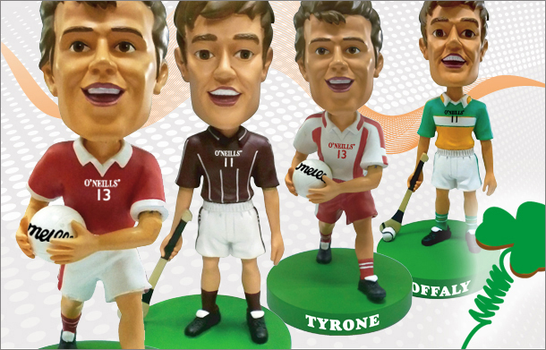 Irish GAA Bobbles