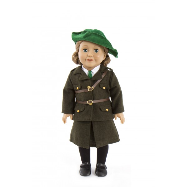 * Irish Treasured Dolls