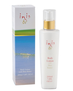 Inis Or Body Lotion 200ml