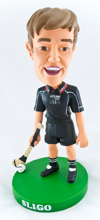 Sligo Hurler Bobblehead Figurine | Irish Sport